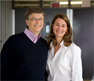 Bill and Melinda Gates encourage 40 billionaires to sign Giving Pledge